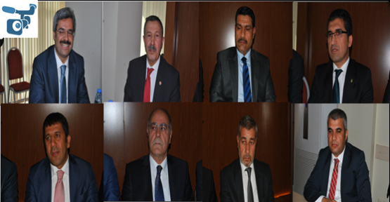 Şanlıurfa Büyükşehir adayları
