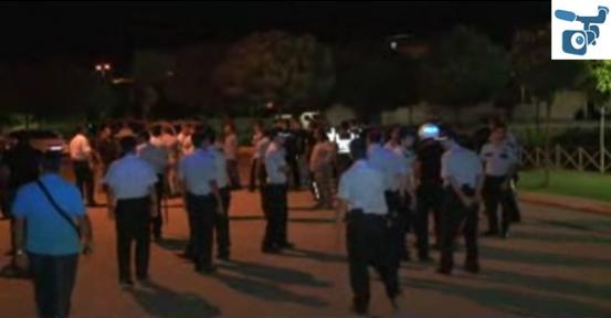 Şanlıurfa' daki  Kavgaya  Mahalleli Karıştı