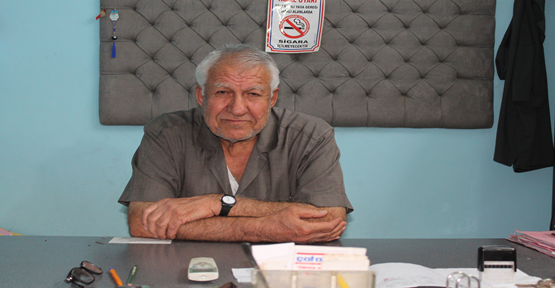 Şanlıurfa'da 45 yıllık muhtar, rakip tanımıyor