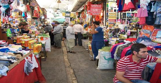 Şanlıurfa'da Bayram Alışverişi Başladı
