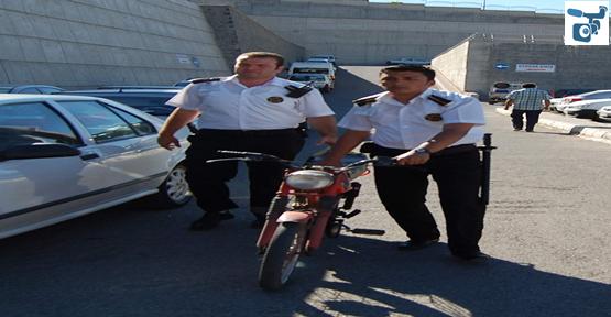 Şanlıurfa'da Hırsızlık Anı