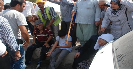 Şanlıurfa'da Trafik Kazası: 6'sı Çocuk 13 Yaralı