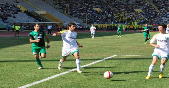 Şanlıurfaspor 3-0 Denizlispor