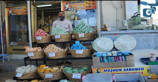 Sofi Halil'in meşhur sabunları