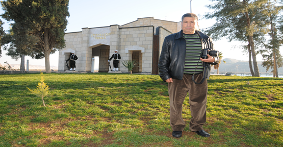 Suriye'deki Süleyman şah türbesine asker takviyesi