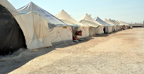 Suriyeli mültecilere ev aletleri kullanma talimatı