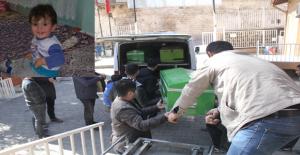 Küçük Çocuğun Cenazesi Ailesine Teslim Edildi