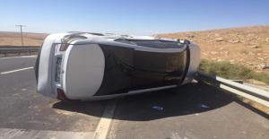 Şanlıurfa'da zincirleme kaza 8 yaralı