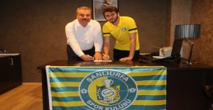 Şanlıurfaspor 3 transferi daha duyurdu