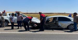 Urfa#039;da trafik kazası