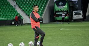 Şanlıurfaspor'un yeni teknik direktörü belli oldu!