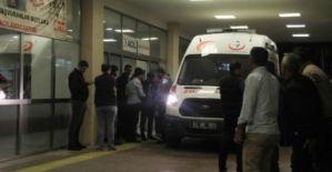"""Urfa""""da minibüs devrildi, 9 yaralı"""