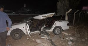 Şanlıurfa#039;da feci kaza: Anne...