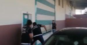Şanlıurfa'da kereste deposunda uyuşturucu operasyonu