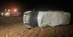 Urfa#039;da öğrenci servisi kaza...