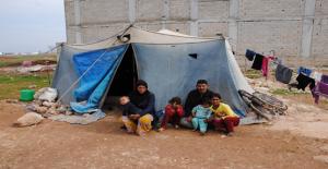 Urfa'da 11 kişinin geçim yükü ailenin 13 yaşındaki oğlunda