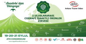 Şanlıurfa, 2. Uluslararası Coğrafi İşaretli Ürünler Zirvesi'ne 27 Ürünle Katılıyor
