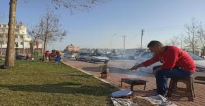 Havalar ısındı piknik alanları doldu