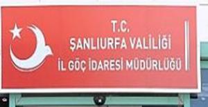Şanlıurfa il Göç idaresinde 241 personelin görev yerleri değişti
