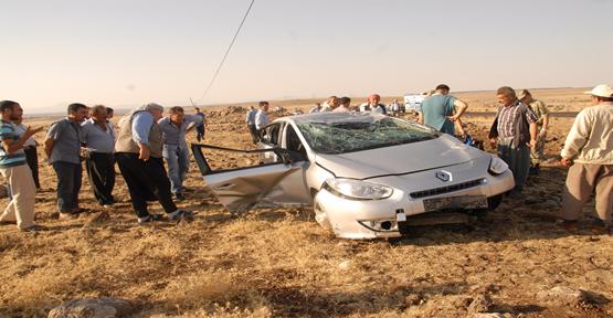 Trafik Kazası: 2 Ölü, 8 Yaralı