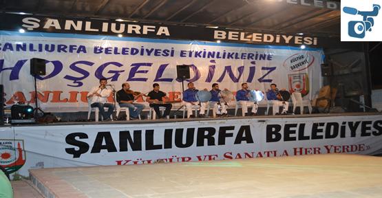 Turgut Özal Parkı'nda Grup Hazızlar