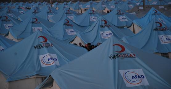 Türkiye'deki Suriyeli Sayısı 41 İlin Nüfusunu Geçti