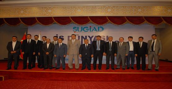 TUSKON Toplantısına 202 Dernek temsilcisi katıldı