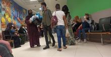 Şanlıurfa'da Çocuk Hastanesinde Yoğunluk