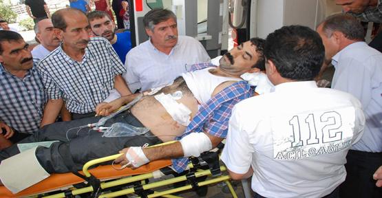 Yaralı Vatandaş Şanlıurfa'ya Getirildi