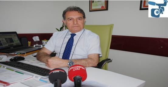 Yusuf Vehbi Ocak Meydan Hastanesinde