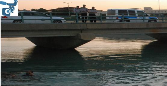 Sulama Kanalına Düşen Genç Bulundu